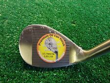 New RH Simon Golf Simac Oil Can Finish 56 Degree Synchronized Steel Sand Wedge