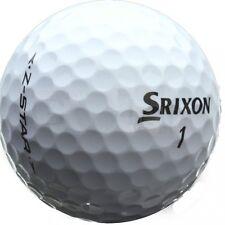 "1 Dozen Srixon ""Z-Star"" Golf Balls!   Mint!!!  AAAAA"