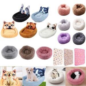 Cute Pet Dog Bed Mats Cartoon Animal Shaped Pet Sofa Kennels Blanket Supply Home
