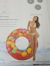 Pool Float VIVA LA SPLASH Jelly Beans Swim New in Box Summer Fun Beach Swimming