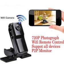 WIFI / IP Wireless Spy Cam Remote MD81 Überwachung DV Micro Kamera Sicherheit