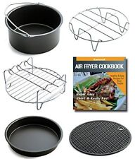 kaviatek Air Fryer Accessories For Gowise Philips And Cozyna Fits All 3.7QT -...