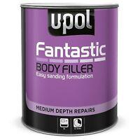 U-POL Fantastic Lightweight Body Polyester Filler 3 LTR Inc Hardener BEST