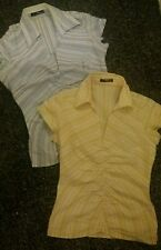 Cap Sleeve V Neck Jane Norman Tops & Shirts for Women