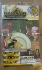 NANOVOR ONLINE BATTLE GAME W/ LIMITED EDITION COMIC BOOK #1
