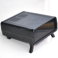 HQ Instrumentation ABS Project Enclosure Box Case, Black, 140x170x60mm, Plastic