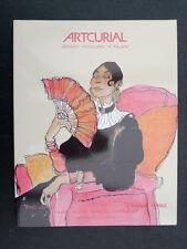 ARTCURIAL catalogue BD 5 juin 2010 PRATT Corto Maltese