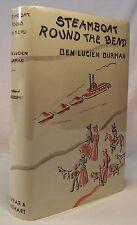 Ben Lucien Burman STEAMBOAT ROUND THE BEND First edition 1933 Fine! Filmed novel