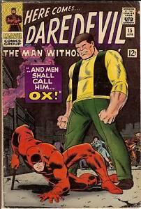 Daredevil #15 comic Good