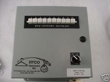 Ryco Clothing Rack Conveyors Control Panel  5CP  Ships on the Same Day Purchase