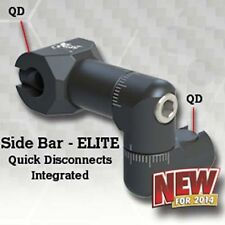 Bee Stinger Stabilizer Quick Disconnect Side Bar Elite Black BSSBAE #91440