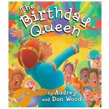 The Birthday Queen-ExLibrary
