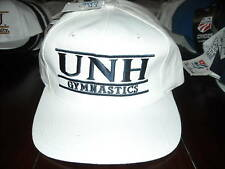 VINTAGE 1990'S UNH GYMNASTICS SNAPBACK HAT NWT/THE GAME