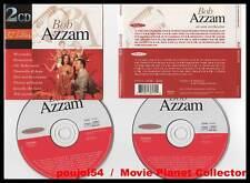 """BOB AZZAM """"Best Of - 32 Titres"""" (2 CD) Fais-moi du couscous... 1997"""
