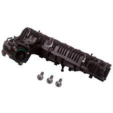 Tapón de cierre ansaugleitung válvulas de control drallklappen para bmw n47 set