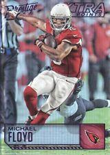 2016 Prestige Xtra Points Purple #6 Michael Floyd 017/100 Arizona Cardinals