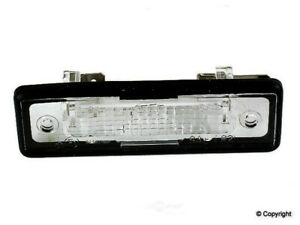 License Light-Hella License Plate Light WD Express 860 06131 044