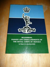Royal Corps of Signals - Headress, Badges & Embellishments - Used