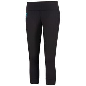 Reebok CrossFit Chase 3/4 Damen Sport Hose Leggings CZ5818 schwarz Gr. XS neu