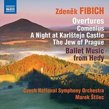 Fibich / Stilec / Czech National Sym Orch - Orchl Works 4 [New CD]