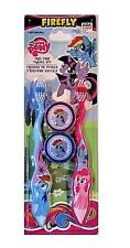 My Little Pony Toothbrush Oral Care Travel Kit New Free Shipping 2 Toothbrushes