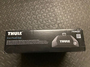 Genuine Thule 7106 Evo Flush Rail Foot Pack
