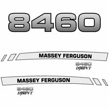 Massey Ferguson 8460 decal aufkleber adesivo sticker set