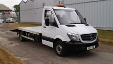 Sprinter Manual Commercial Vans & Pickups 4x2 Axel Configuration