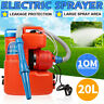 110V 20L Electric ULV Fogger Sprayer Fogging Machine Mosquito Killer Farming US