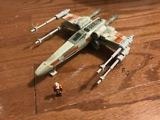 Star Wars MicroMachines Action Fleet X-Wing Set of 4 Cannons 3D Print Parts
