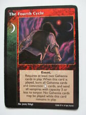 The Fourth Cycle VTES Promo card Vampire the Eternal Struggle ccg tcg trading