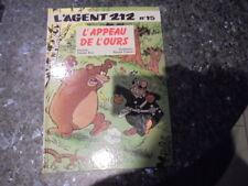 belle eo l'agent 212 l'appeau de l'ours