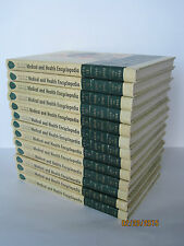 The New Illustrated Medical and Health Encyclopedia Set, Lot of 14 Books