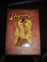 The Adventures Of Indiana Jones - Complète Collection Film (DVD Coffret)