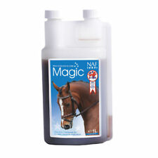 NEW NAF 5* MAGIC  LIQUID 1ltr CLAMING