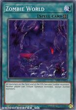 SR07-EN025 Zombie World Common 1st Edition Mint YuGiOh Card