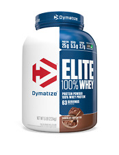 Dymatize  Elite 100% Whey 2.3kg Whey Protein Isolate Whey Protein Concentrate