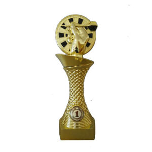 Dart-Pokal mit Ihrer Wunschgravur (X101)