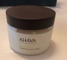 Ahava Caressing Body Sorbet withDead Sea Plants  Minerals 12.3 oz Sealed