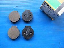 Plaquettes de freins de parking Ap Lockheed/Delphi pour: Ami 8, Axel, GS, GSA