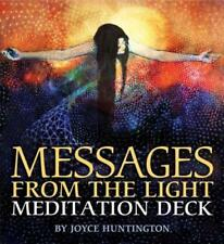 Messages From The Light Meditation Deck by Joyce Huntington 9781572819238