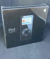 Apple iPod NANO (BLACK) 1st Generation 2GB- A1137- FACTORY SEALED!!!
