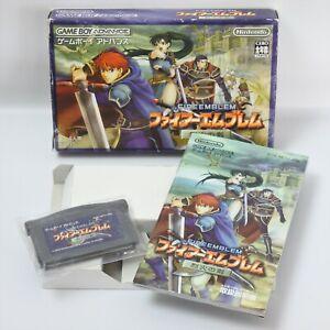 FIRE EMBLEM Rekka no Tsurugi Gameboy Advance Nintendo 15241 gba