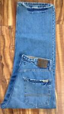 INCREDIBLE! Levi Strauss Signature Loose Straight DESTROYED Jeans 32x30(33x29)