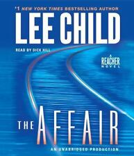 Jack Reacher: The Affair No. 16 by Lee Child (2011, CD, Unabridged)