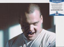 Vincent D'Onofrio Full Metal Jacket Signed Autograph 8x10 Photo Beckett BAS COA