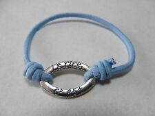 """Bijou fantaisie mode :Bracelet message """"Le rire c'est la musique de l'âme """""""