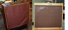 Vinyl Amp Cover fits Fender 5E3 Tweed Deluxe or Princeton Reverb. Choose Colors
