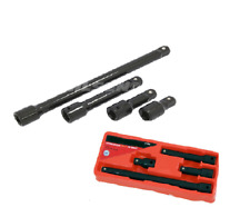 "Heavy Duty 4PC 1/2"" Drive Impacto Zócalo Extensión Set Bar 50 mm 75 mm 125 mm 250 mm"