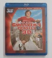 Gulliver's Travels (Blu-ray 3D/Blu-ray, 2011)